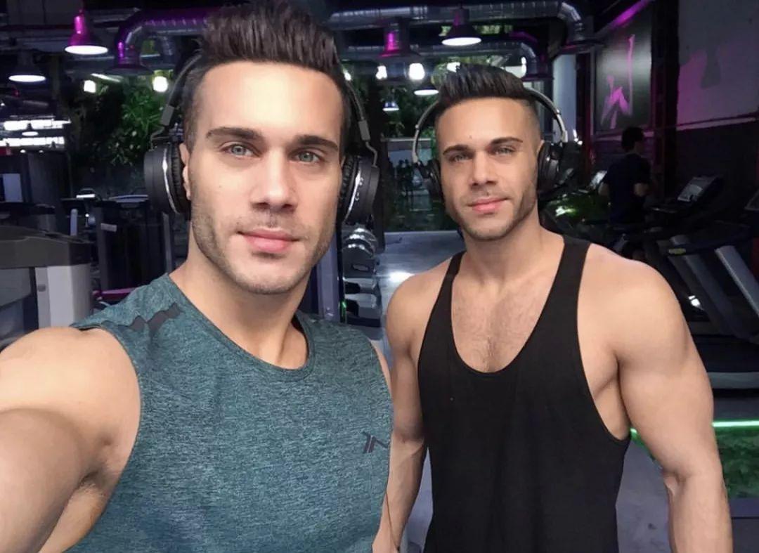 3d1ca72522b641d797a11f879b722400 - 马德里海尔兄弟 Perez twins 最性感的双胞胎GoGoBoy