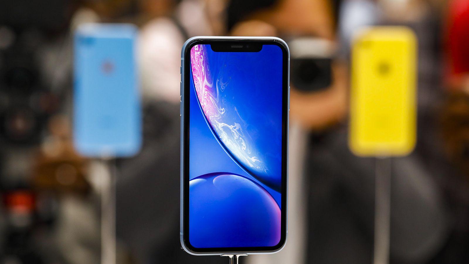 """苹果iPhone 11R曝光:6种新颜色和""""浴霸""""摄像头"""