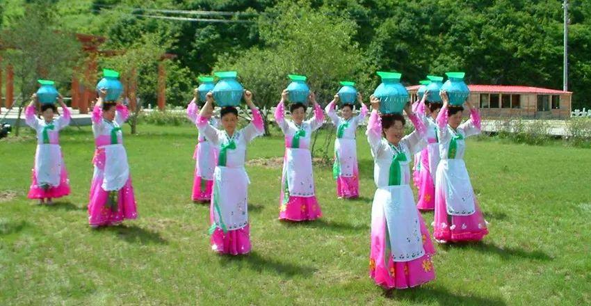 10朝鲜民族乐器表演图片