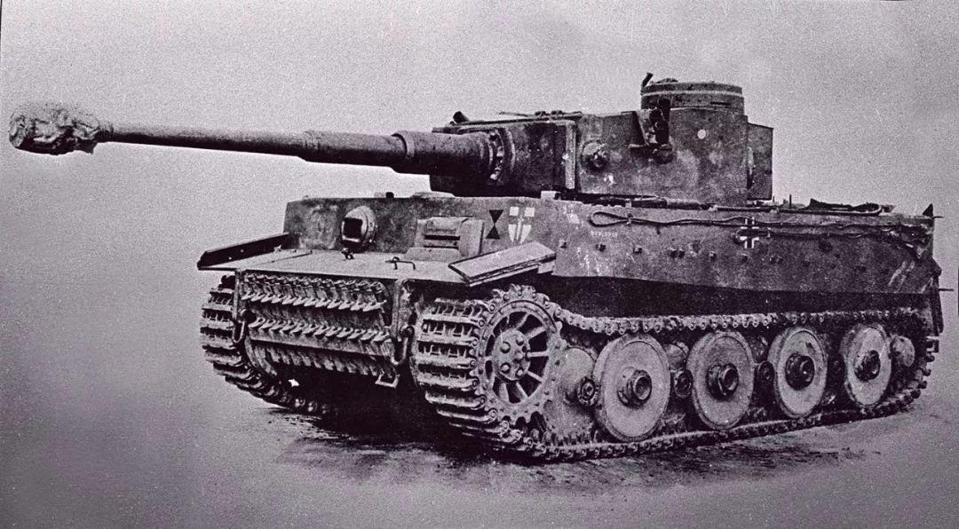 虎式重型坦克