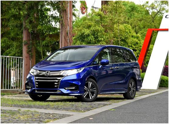 近23万起售,相比燃油版有所调整,本田奥德赛混动版外观有哪些看点?