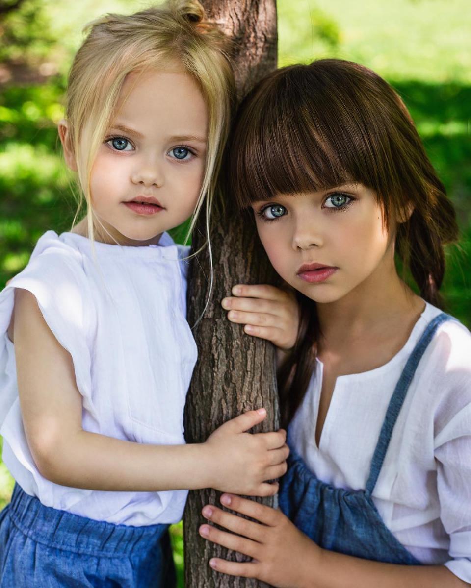 要知道俄罗斯的萌娃们都是可爱的