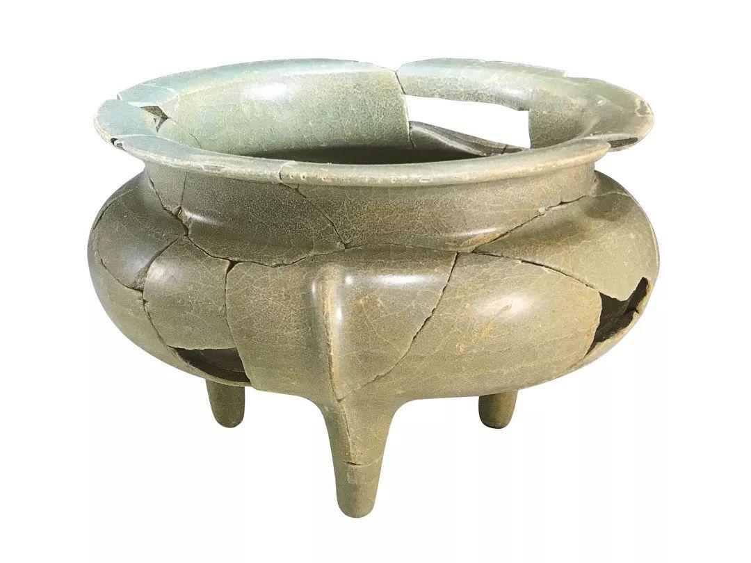 7775��Z�n��Yٰ_略论南宋官窑青瓷鬲式香炉