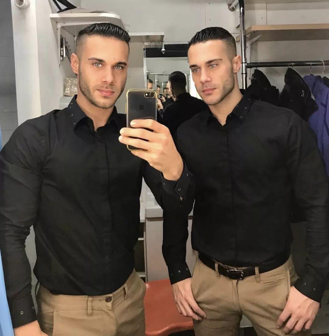 97d3500232b0457a930f5c6545353494 - 马德里海尔兄弟 Perez twins 最性感的双胞胎GoGoBoy