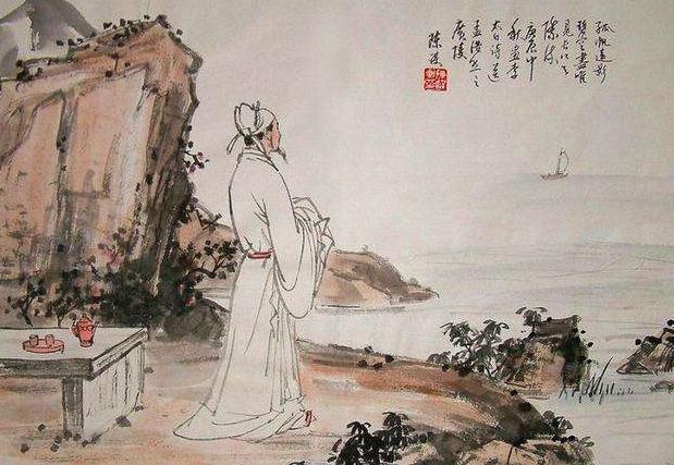 暮年的李白写了首充满青春活力的诗,这次 诗仙 没有夸张