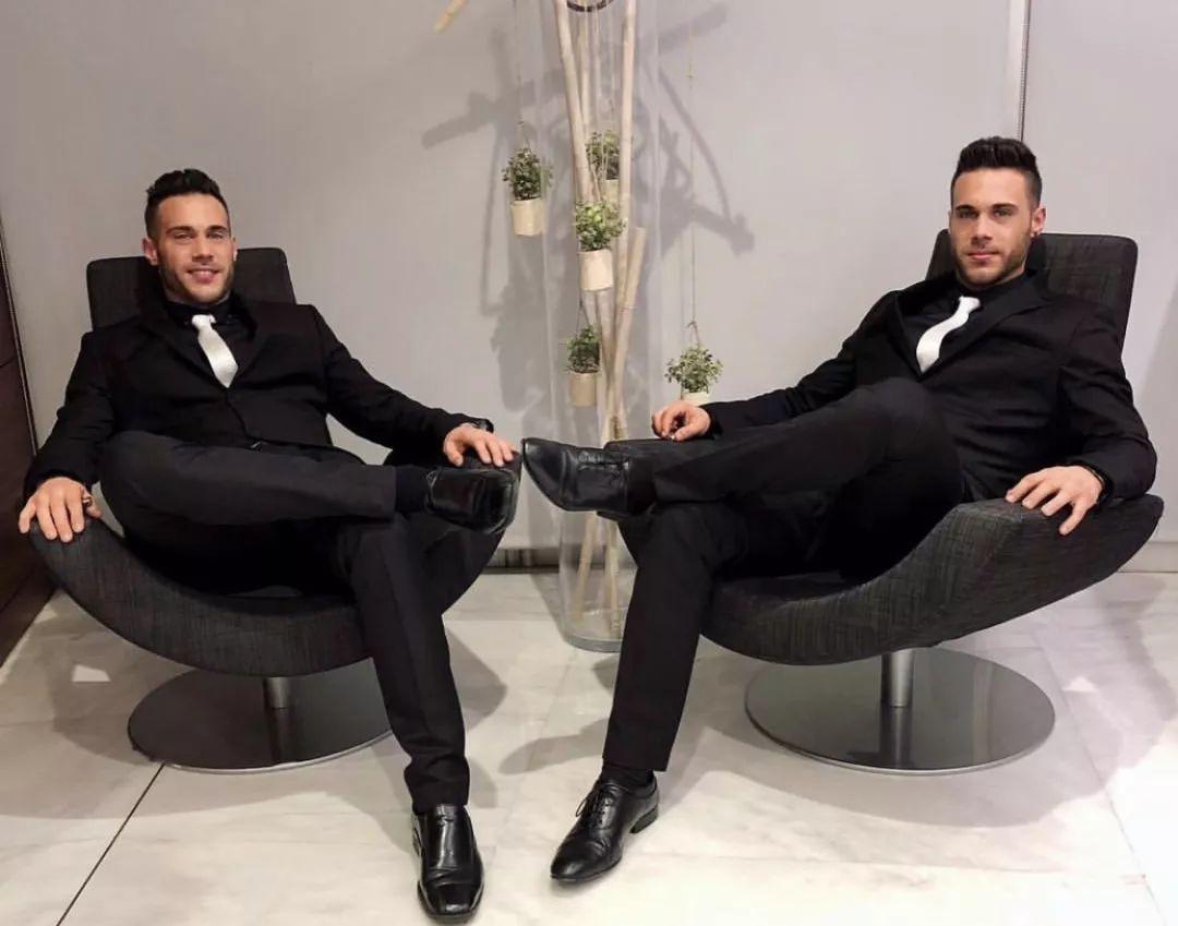 b7ca9e84d3ad4786be5d4301bfd7f79b - 马德里海尔兄弟 Perez twins 最性感的双胞胎GoGoBoy
