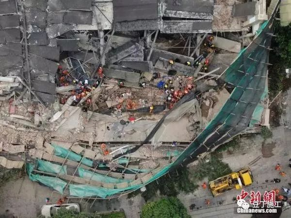 10人死亡15人受伤!上海厂房坍塌事故现场搜救工作已基本完成!