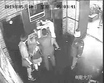 凌晨5点浙江某酒吧门口,6名抖音百万网红大打出手...统统拘留