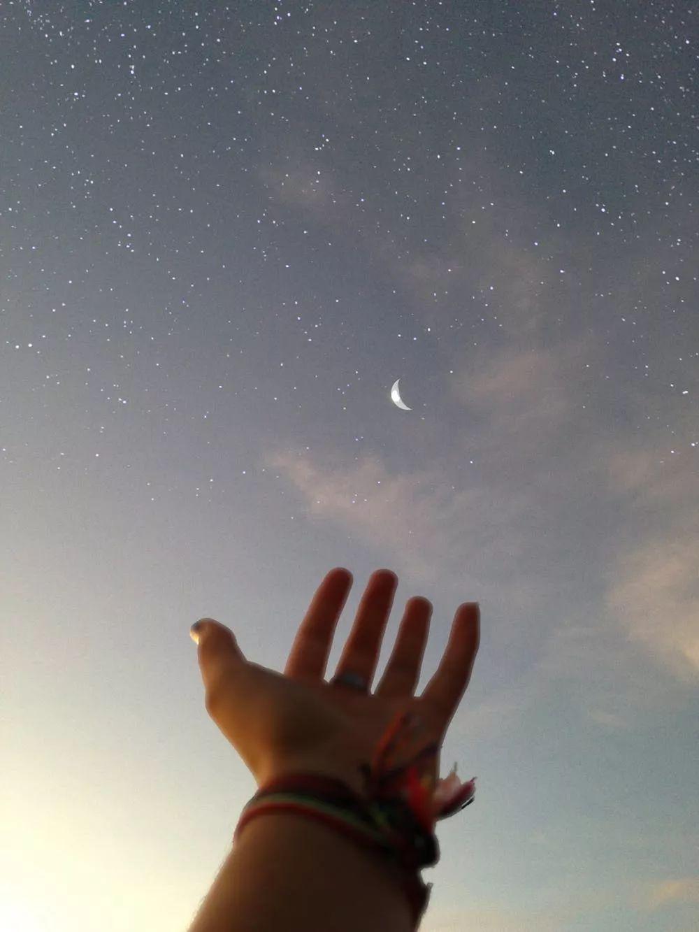 空调wifi西瓜,都比不上星空下的夜晚!