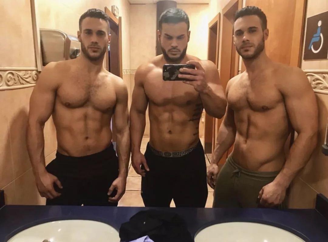 fc0c94f818744f3fa2131731a52d0512 - 马德里海尔兄弟 Perez twins 最性感的双胞胎GoGoBoy
