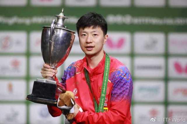原创            马龙誓夺中国赛第8冠,日本张本智和被他打掉自信,3连冠后冲神迹