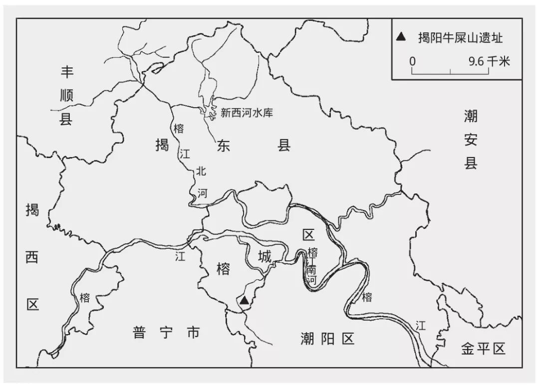 热文:广东省揭阳牛屎山宋代砖石墓发掘简报