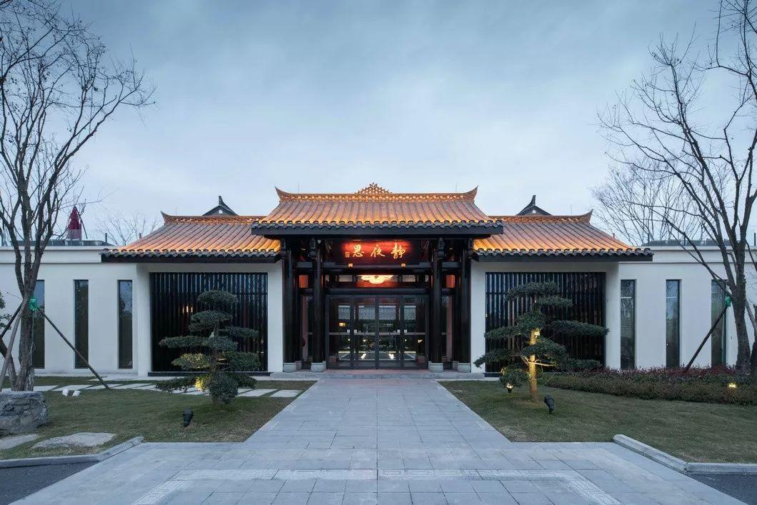 江南烟雨小楼,独爱新中式!其他装修风格再也不能入眼!