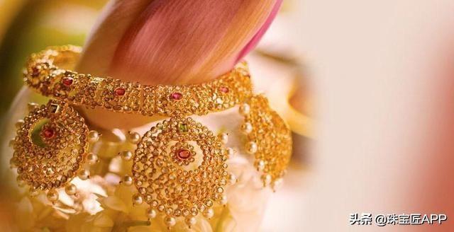原创宝莱坞大片御用,印度第一珠宝品牌,极致华丽tanishq