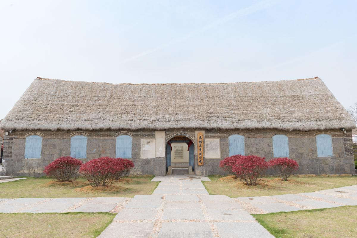 乡村旅游网:山东威海这座村子,保留着胶东渔村特有的海草房600多间