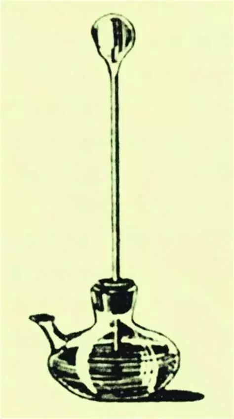 最早的伽利略温度计