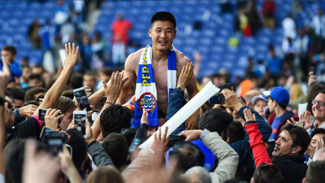 武磊:赛前已定下必胜目标 仍需更多时间适应西甲