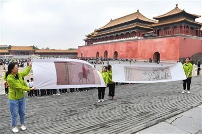 """去年新增1亿多人次走进博物馆 """"博物馆热""""成新时尚"""