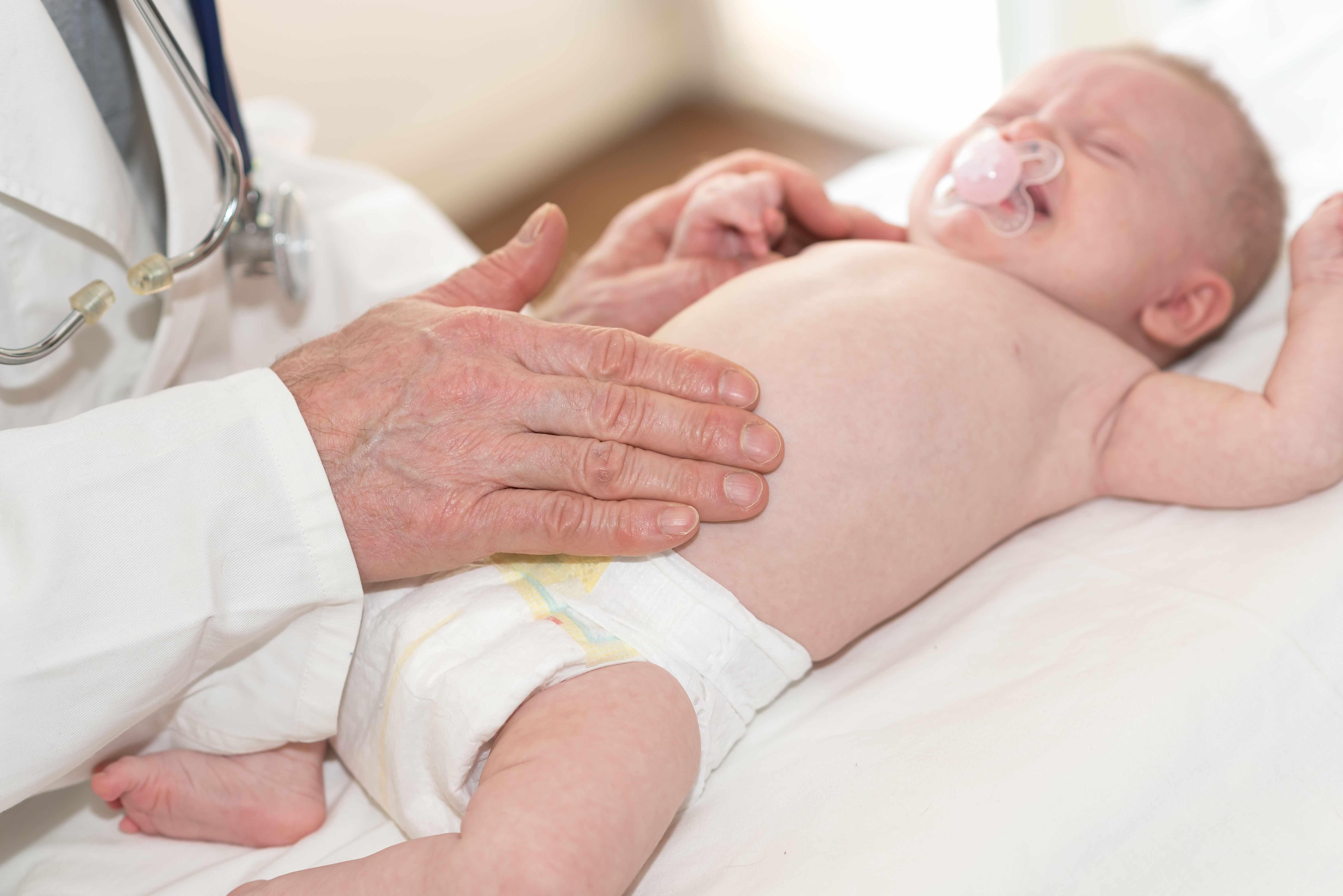 抚摸宝宝这几个部位不仅促进发育还增强食欲,宝妈赶紧了解下!