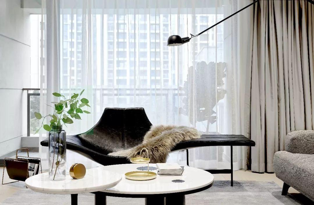 """""""慢生活""""的现代公寓"""
