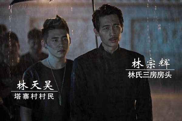 先是自己房下的林胜文私自制毒被警方发现并且说了不该说的话,不得已