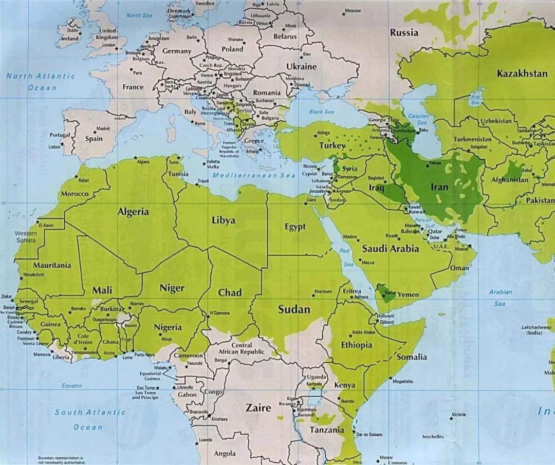 伊拉克什叶派人口比例_约旦忧伊拉克叙利亚战火延烧境内 军队待命