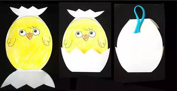 【手工】鸡蛋壳手工制作,适合幼儿园各年龄段孩子,有图有步骤