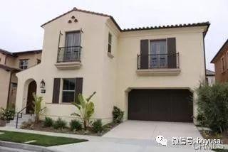 【尔湾房产】美国南加州Irvine市4卧独栋新房户型简介【2019.05.19版】