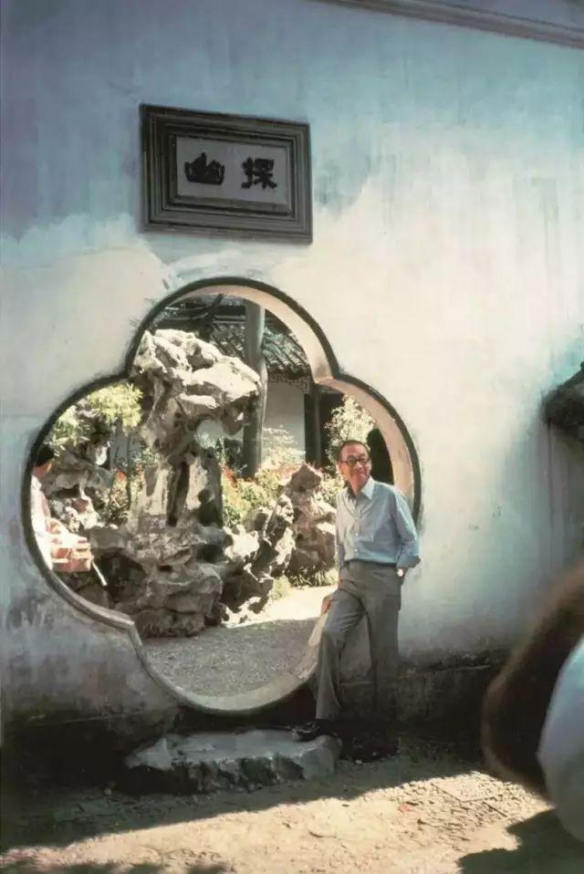 """""""现代建筑最后一位大师""""走了。这位富15代让全世界见识了华人的才华可以有多高"""