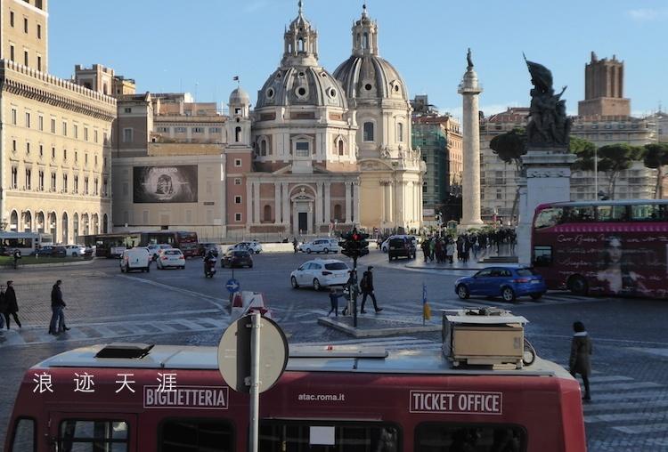 罗马自由行秘籍 免费参观斗兽场 古罗马皇宫 梵蒂冈
