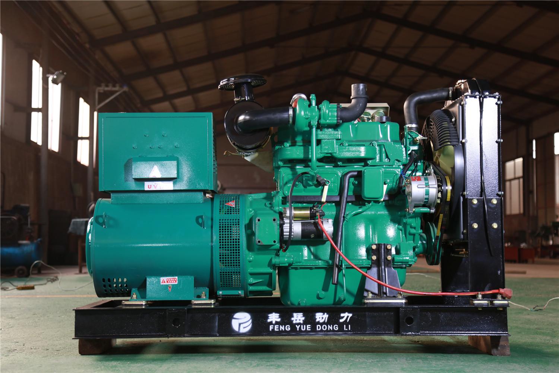 潍坊柴油发电机组的选择应当符合怎样的标准