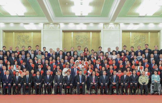 热烈祝贺哈医大一院眼科刘平教授荣获全国助残先进个人荣誉称号