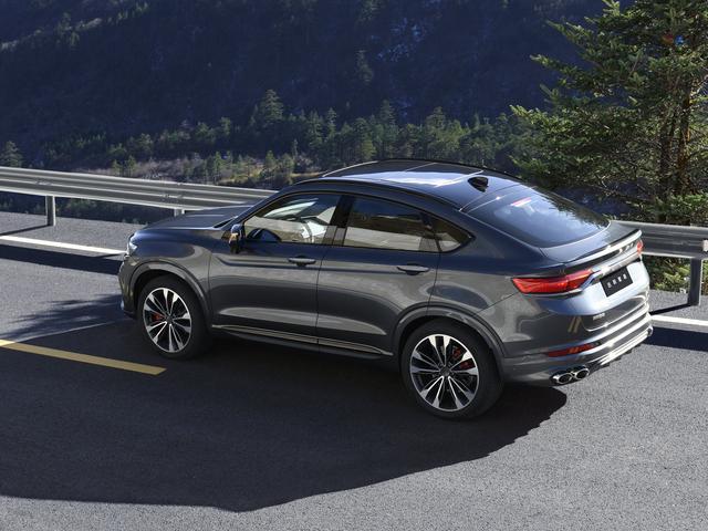 4米6车长价格硬刚合资紧凑型SUV,跨界星越的自信会被市场打脸吗?