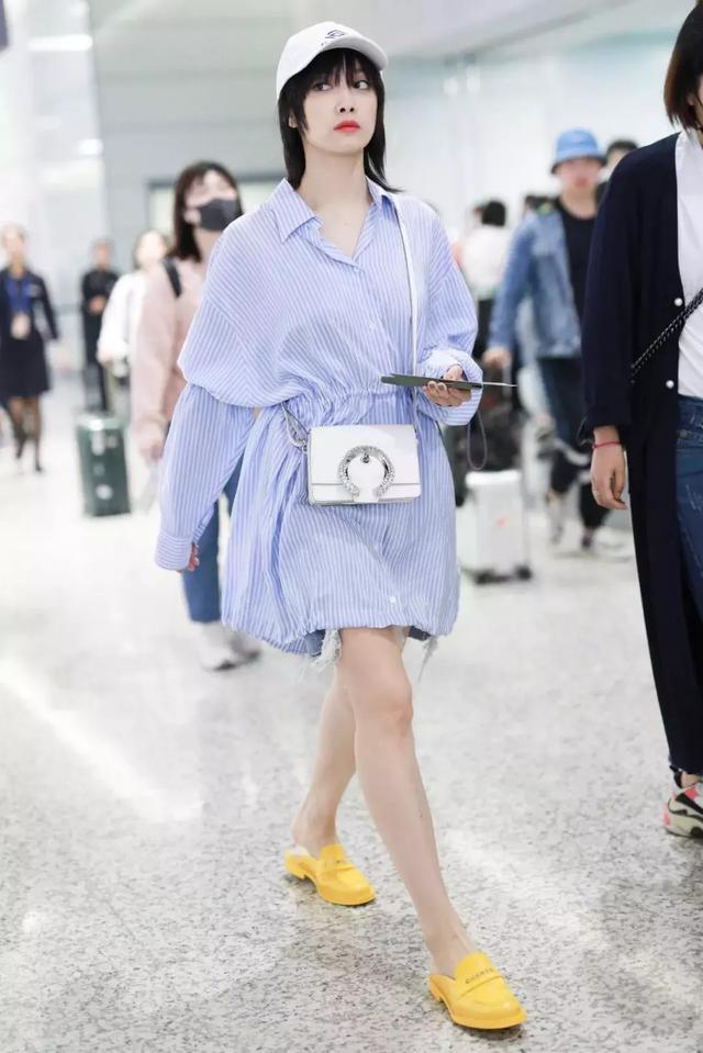 """2019""""人气王""""衬衫裙,太好看了!"""