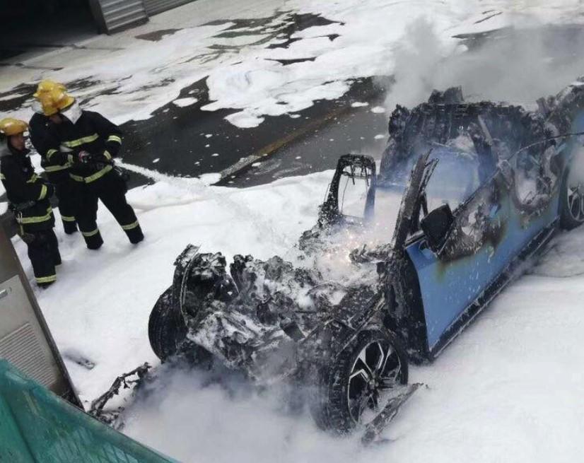 从特斯拉到威来的创意:新能源汽车自燃的阴影挥之不去