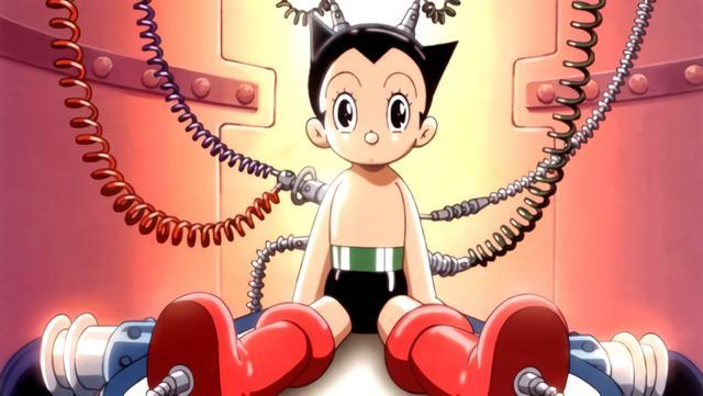 从未被超越的六部童年经典动画,真庆幸我都看过了 作者: 来源:萌番动漫
