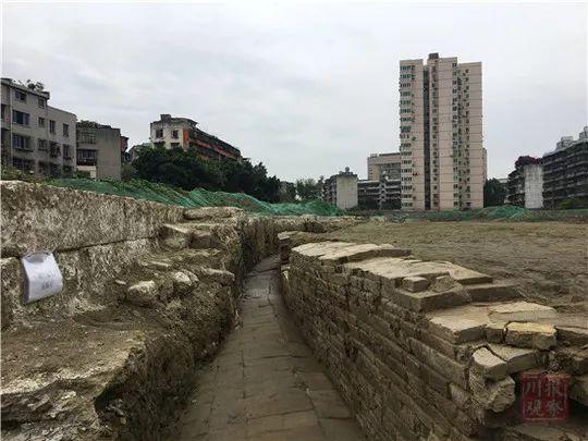 重磅!成都惊现唐代城墙!