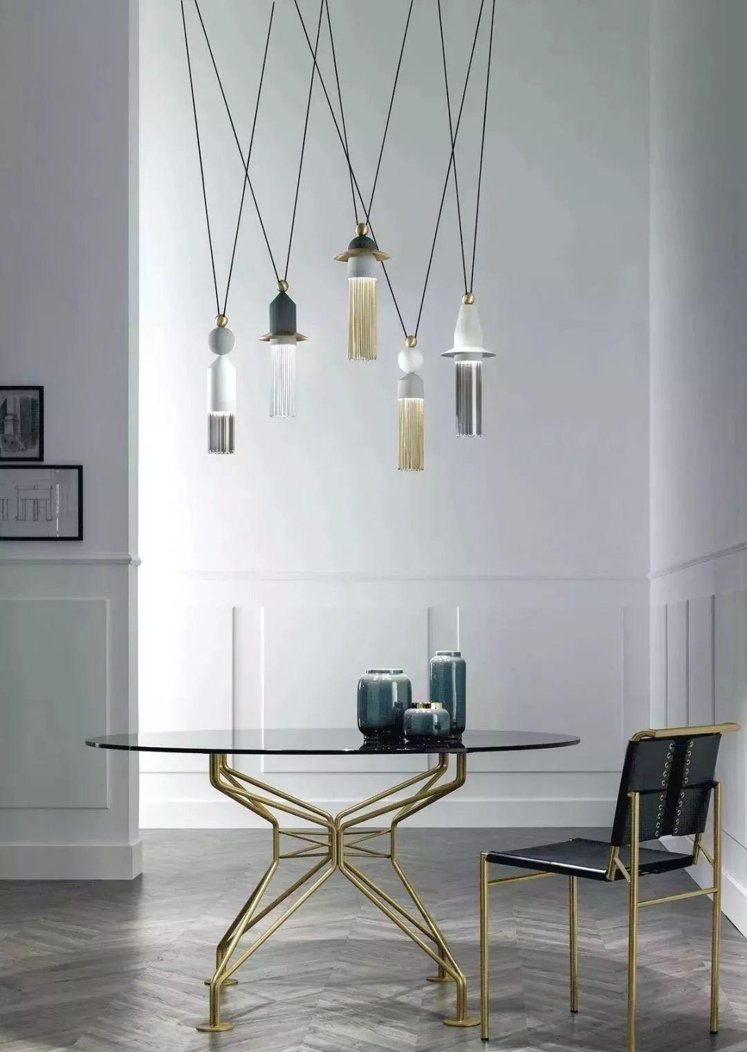 直击2019米兰设计周,感受最前沿的灯具设计!图片