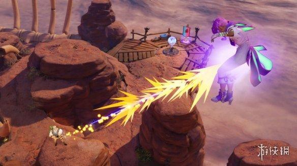 PCXB1多人联机3V3射击游戏《火箭竞技场》发表!