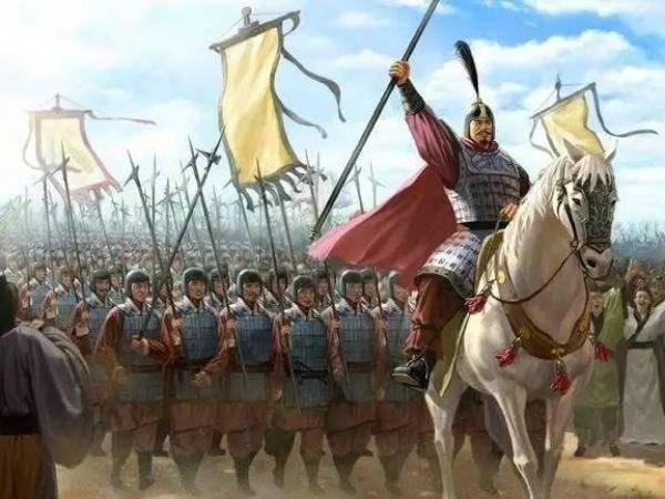 李广的孙子李陵,率五千步兵,大战匈奴八万骑兵,血战八天