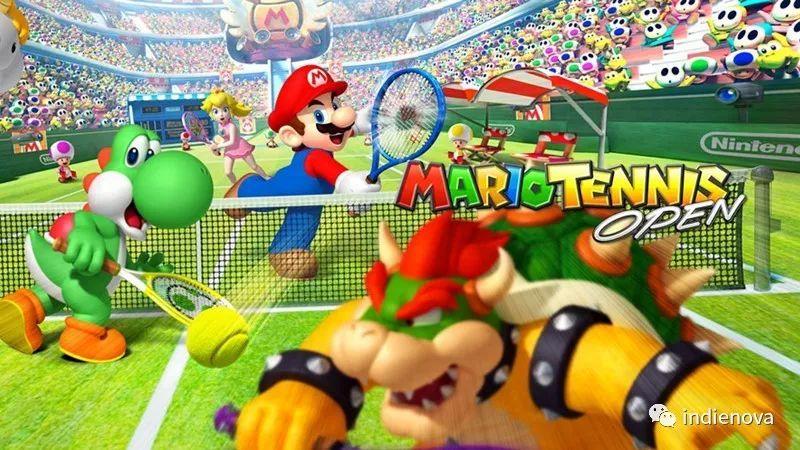 【游戏历史上的今天】5月20日:《马力欧网球公开赛》发售