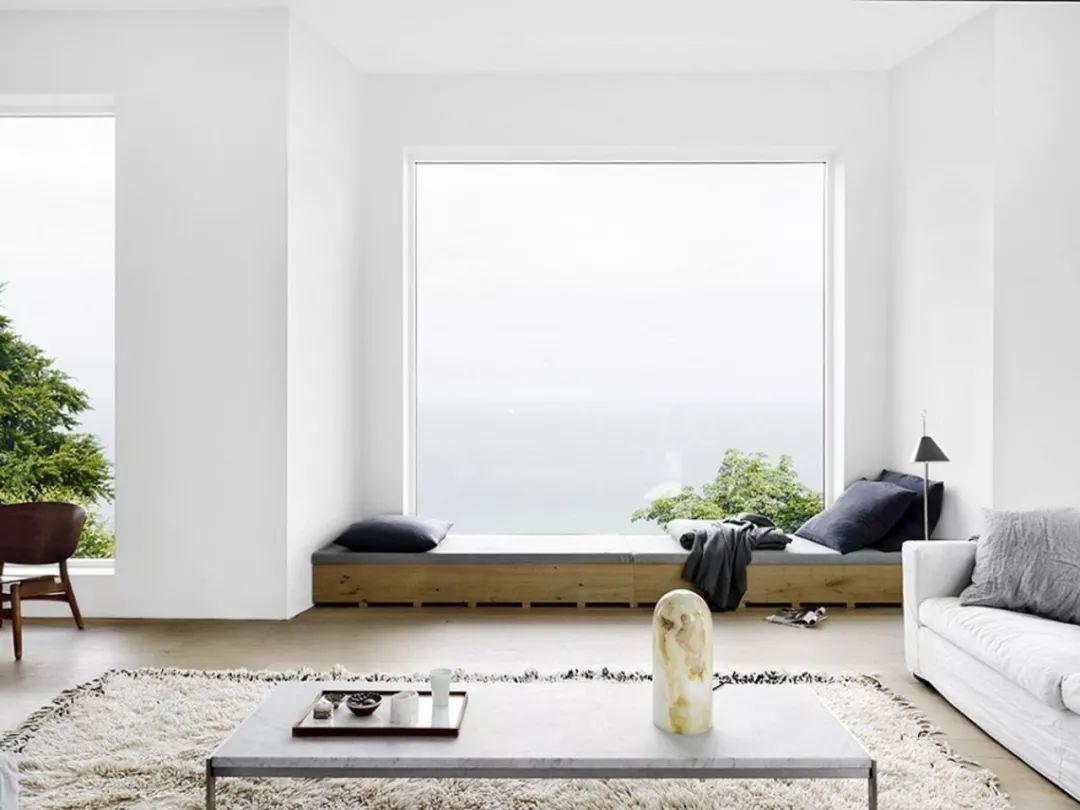 客厅与阳台打通设计,正流行