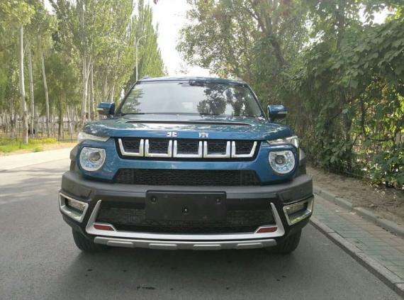9.7万元的北京BJ20近1.5吨,配三菱1.5T发动机,优劣七三