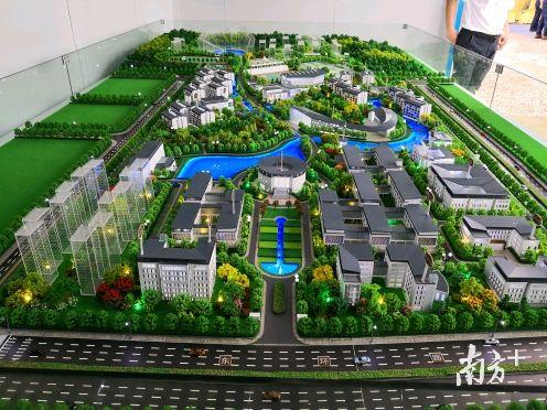 河源首所本科高校开建 广东技术师范大学河源校区计划2020年9月开学