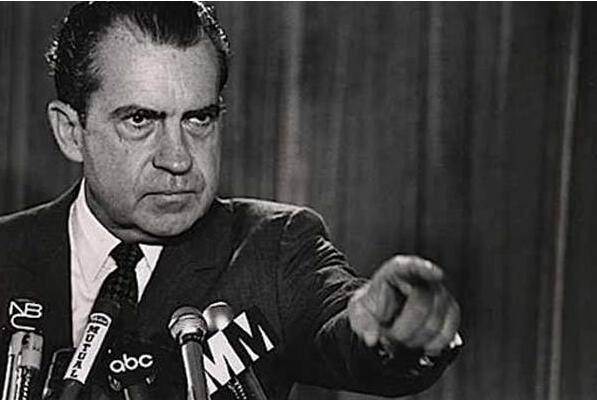 美国前总统尼克松: