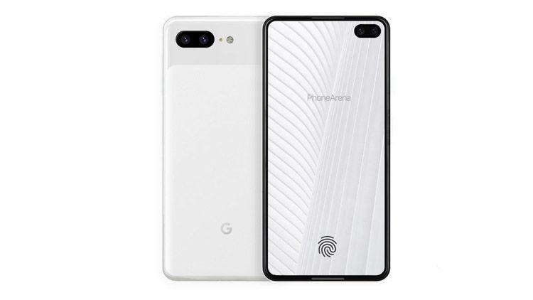 谷歌Google Pixel 4外观曝光:终于具备旗舰水准了