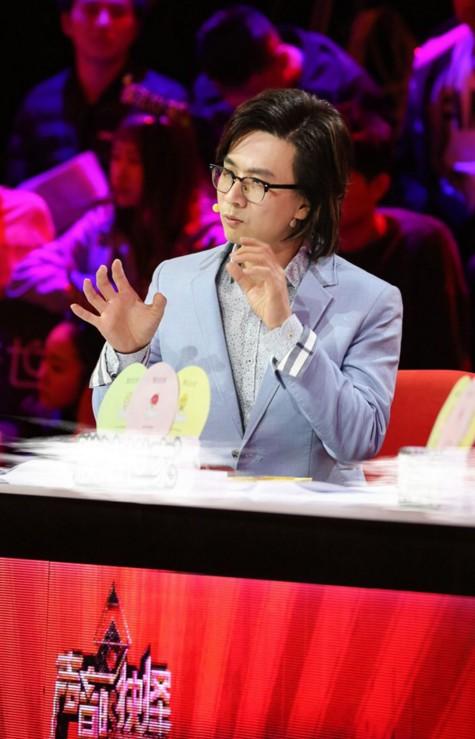 林隆璇加盟声音的抉择评委席 实力鉴音花样多