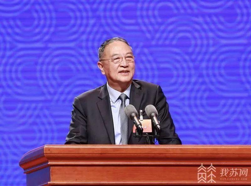 柳传志建言江苏:市场、科技、投资、政策一样也不能少