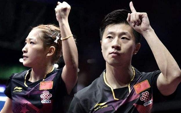 原创刘诗雯马龙缺阵送大礼,日本队捡漏夺4冠,14小将2冠创纪录