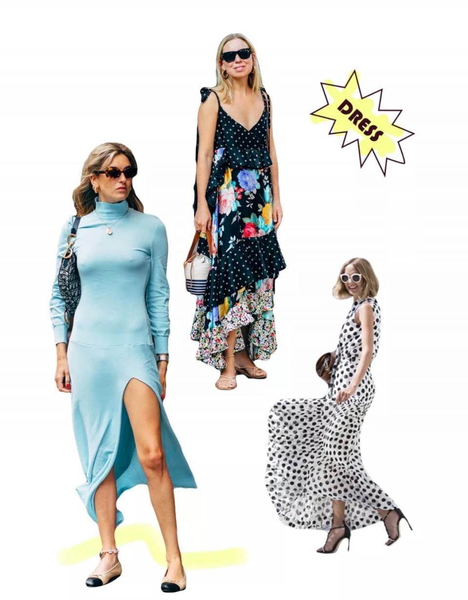 拼美裙的夏季,让ochirly带你一路开挂吧!